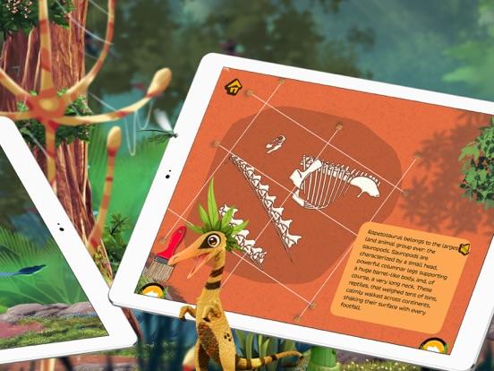 Gingko Dino:-恐竜時代のある日のおすすめ画像3