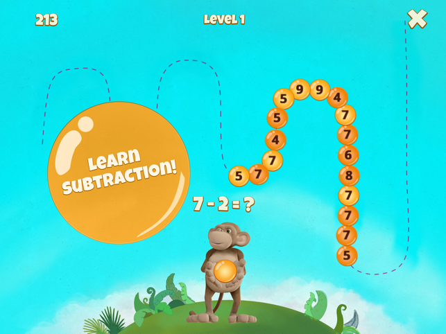‎10monkeys Bubbles Screenshot
