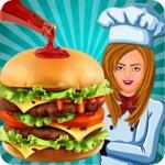 kitchen Fever Burger Maker - Cooking Maker Games