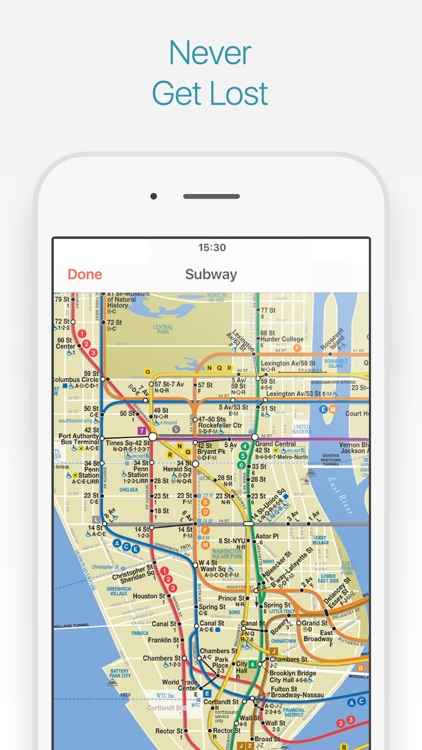 New York Travel Guide and Offline City Map screenshot-3