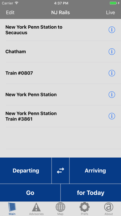 Top 10 Apps like Njt Light Nj Transit Rail Schedules for iPhone & iPad