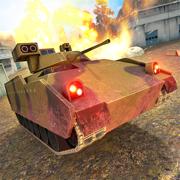 跑酷王者 - 现代坦克火线逃亡冲突