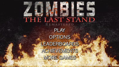 Screenshot from Zombies : The Last Stand Lite