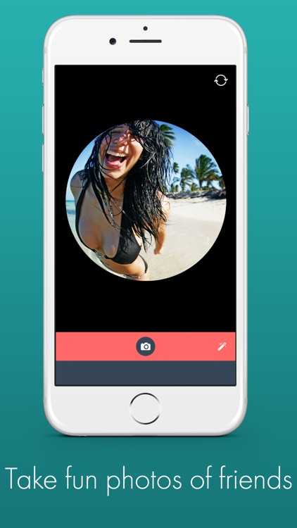Fisheye Camera +: Fish Eye Lomo Effect Lens Editor