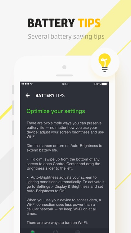 Battery Life Doctor Pro -Manage Phone Battery Life screenshot-3
