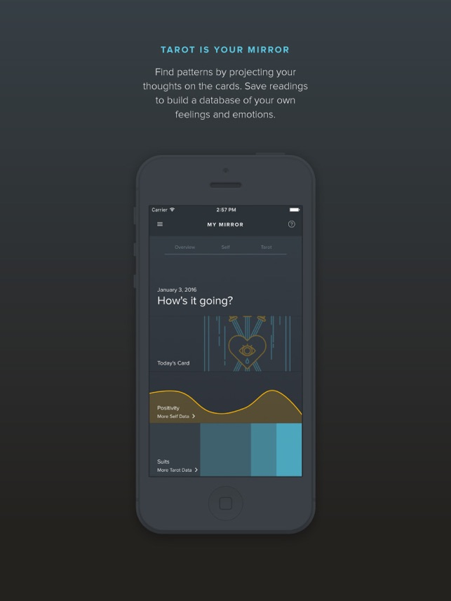 Golden Thread Tarot Learn Tarot For Self Insight On The App Store