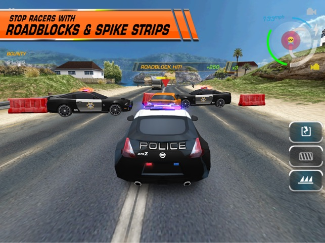 Need for speed hot pursuit hd on the app store ipad screenshots voltagebd Gallery