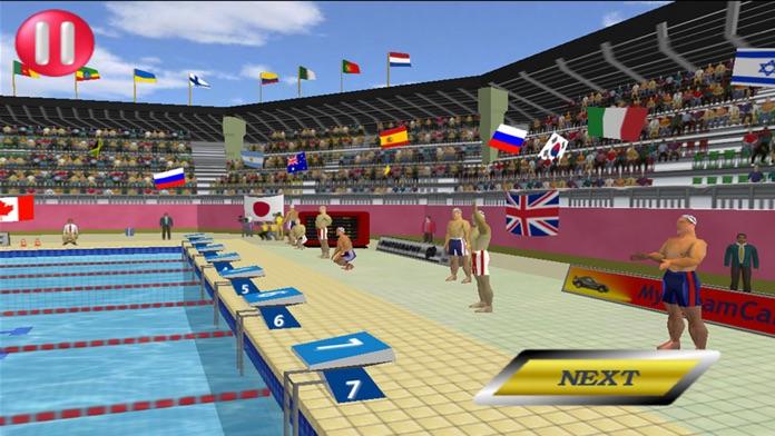 Summer Games 3D Lite Screenshot