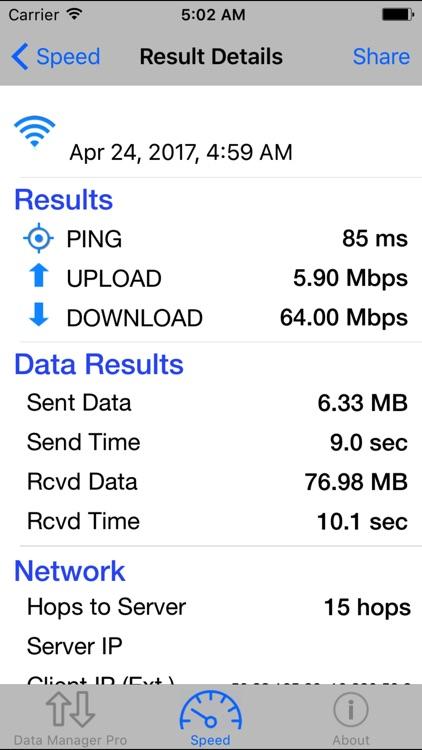 Data Manager Pro - Data Usage screenshot-4