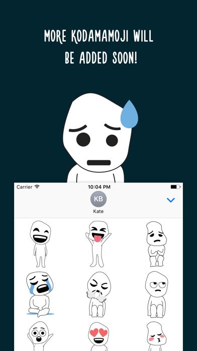 Kodamamoji screenshot two