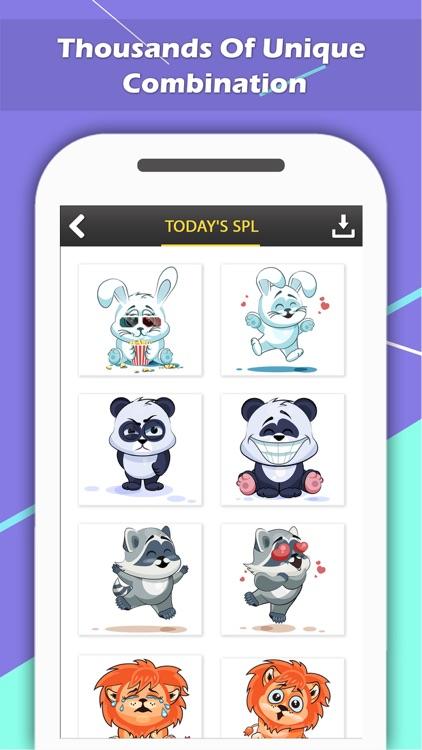 Emoji Maker - Create Personal Chat Emojis,Smiley screenshot-3