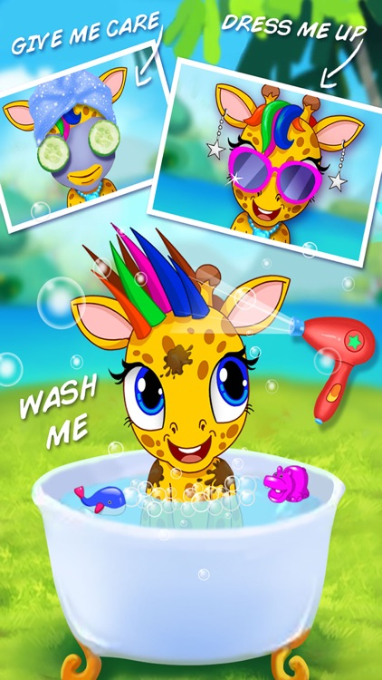 Jungle Animal Spa & Salon - for Kids Boys & Girls
