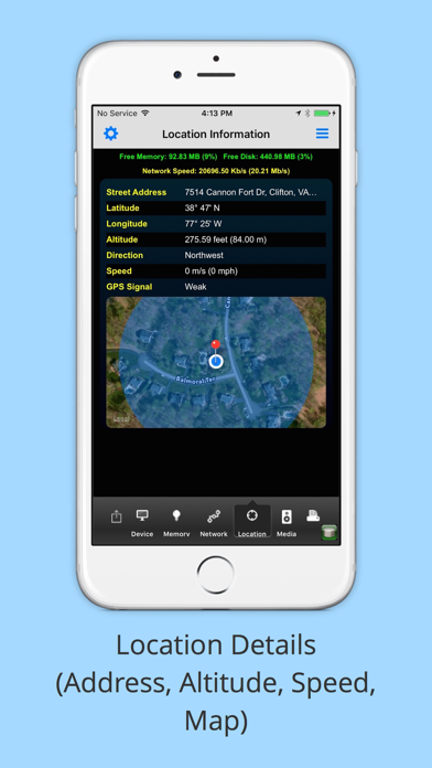 iMySystem Скриншоты6