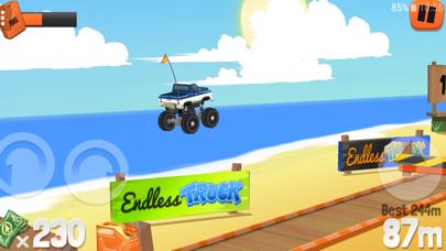 Endless Truck - Racing Gameのスクリーンショット4