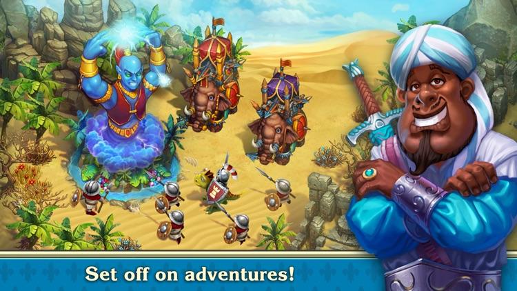 The Tribez & Castlez - Play with friends!