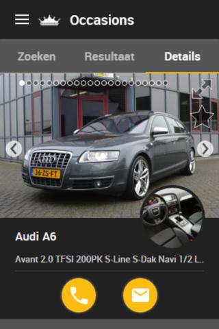 Kroon Auto's - náhled