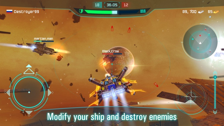 Space Jet: War Galaxy Machines screenshot-4