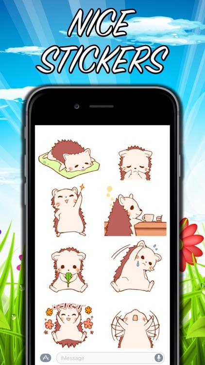 Hedgehog Family!