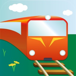 100 Things: Trains. Video Picturebook for Toddlers