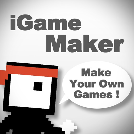 Game Maker : Make And Distribute Your Games! icon