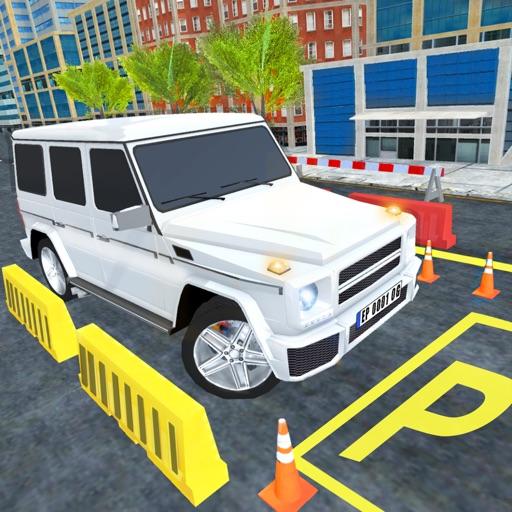 City Climb Parking iOS App