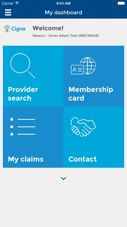 Cigna Health Benefits screenshot-0