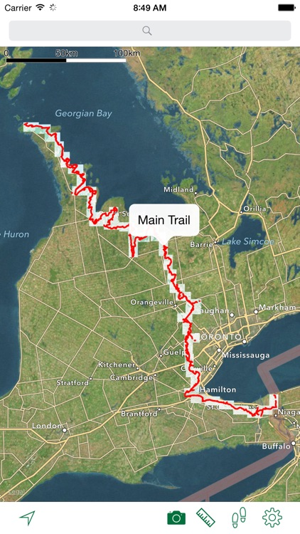 The Bruce Trail