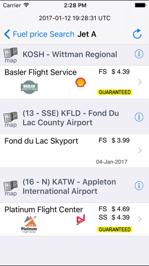 AirNav FBO on the App Store