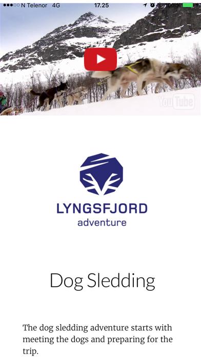 Lyngsfjord Adventure screenshot two