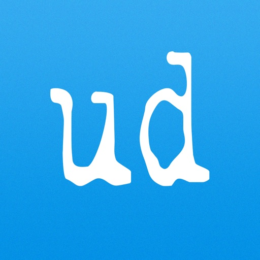 UrbanDict -  for Urban Dictionary website