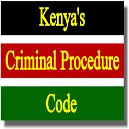 Kenya's The Criminal Procedure Code