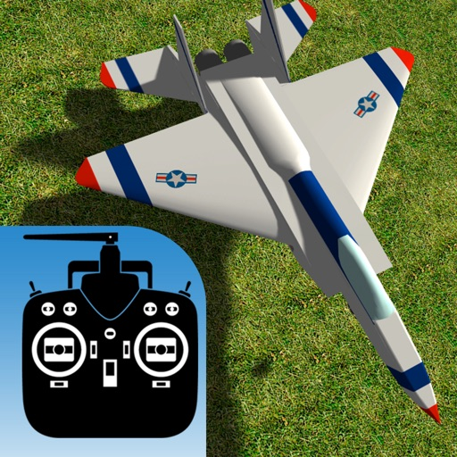 RC-AirSim Model Airplane Sim