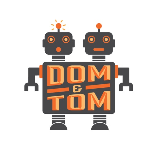 Dom & Tom Sticker Pack