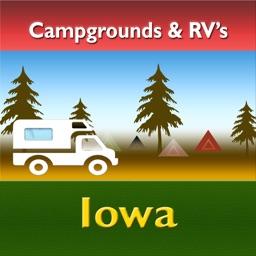 Iowa – Camping & RV spots
