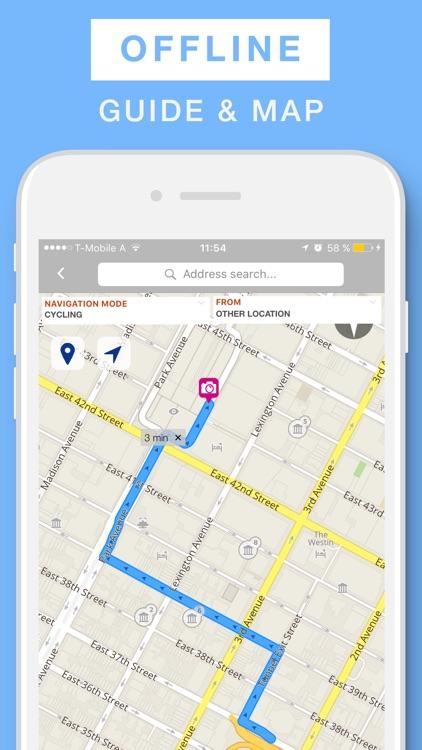 Milan - Travel Guide & Offline Map screenshot-3
