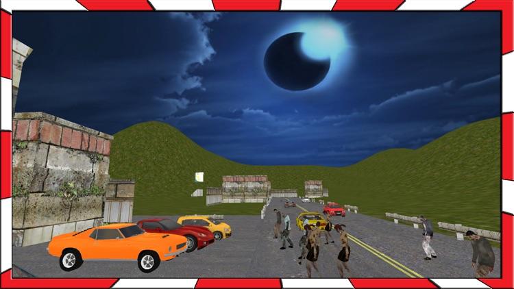 Adventurous Ride of Fastest Car in Zombie City screenshot-4