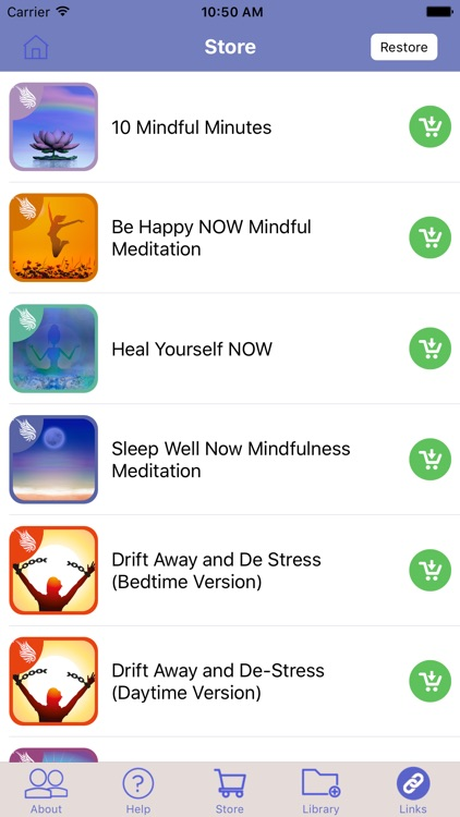 Simply Relax NOW:Mindful Meditations for Anxiety