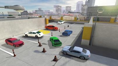 竞赛车驾驶模拟器- 城市驾驶测试 3D App 截图