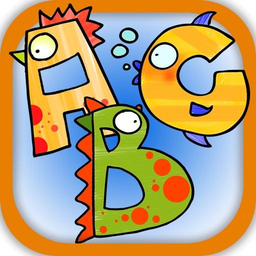 ABC Turutu Crazyfingers Alphabet