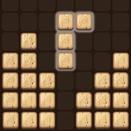 Wooden Block Puzzle Brain - Kahoot Two Dots Ballz