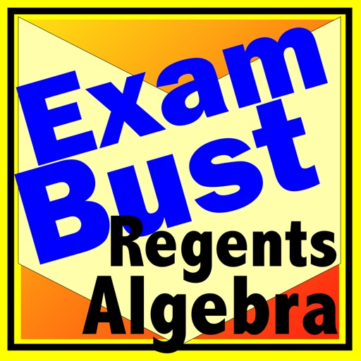 NY Regents Integrated Algebra Cards Exambusters