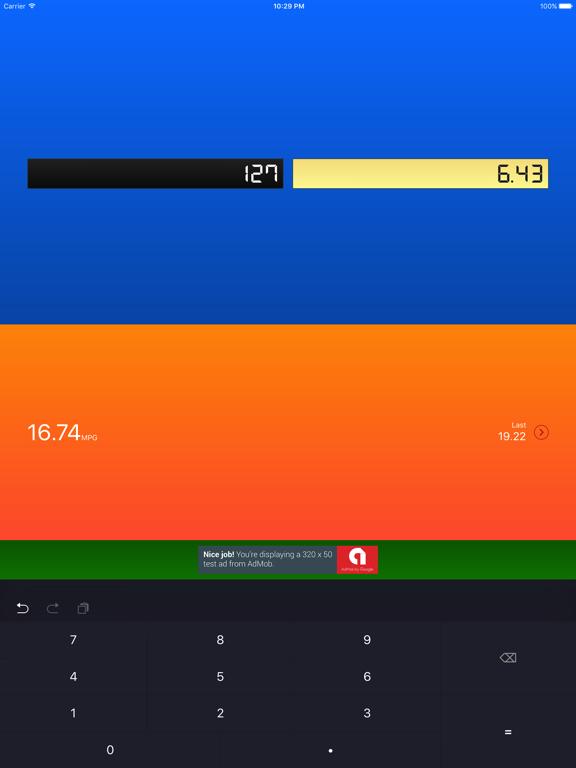 Gas Mileage Calculator >> Quickmpg Gas Mileage Calculator App Price Drops