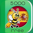 5000 Phrases - Learn Spanish Language for Free icon