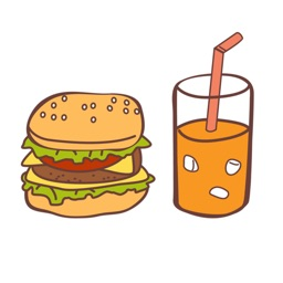 Food and Drink Stickers for iMessage
