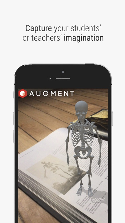 Augment - 3D Augmented Reality screenshot-4