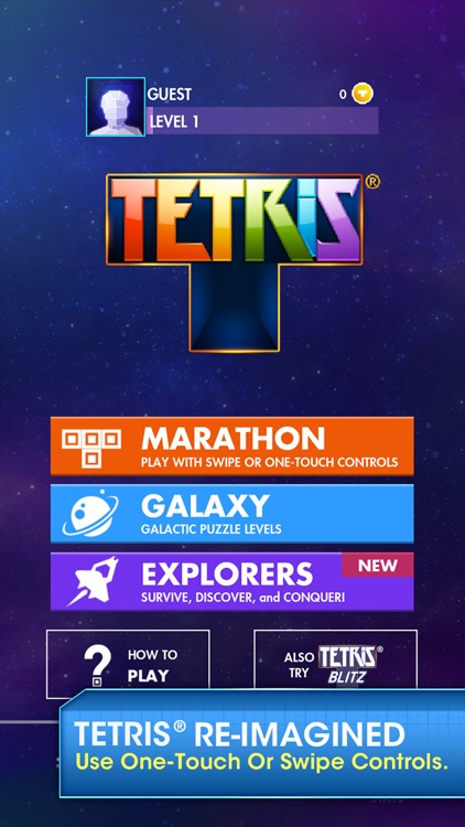 TETRIS® screenshot-0