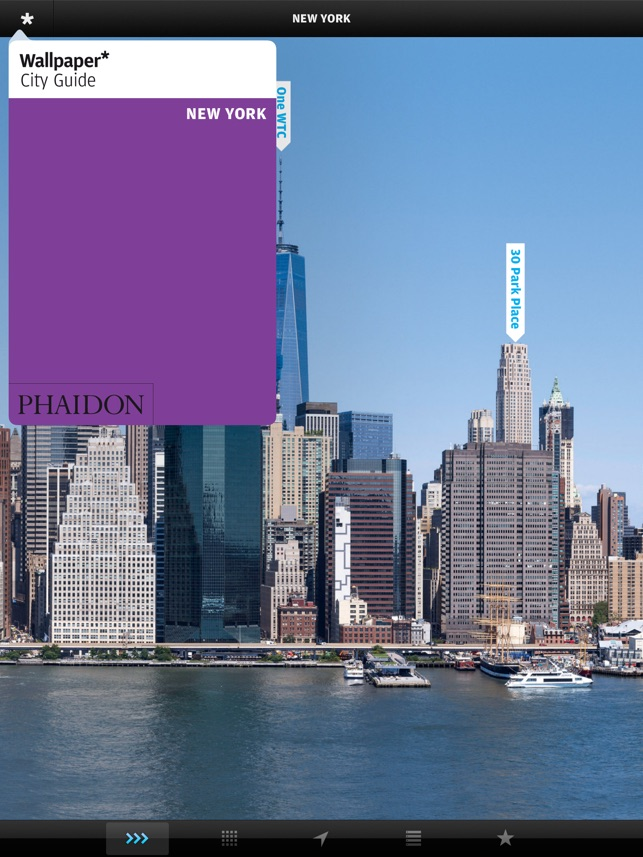 New York: Wallpaper* City Guide on the App Store