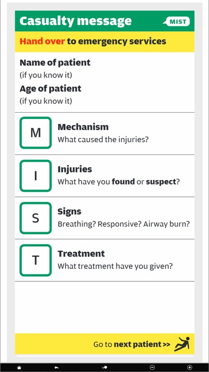 citizenAID USA screenshot-3