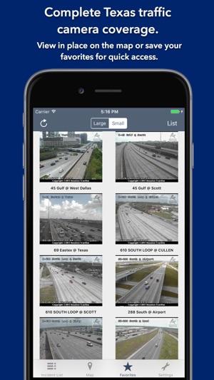 Texas State Roads En App Store