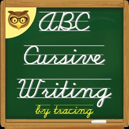 Cursive ABC Writing by Tracing for iPhone